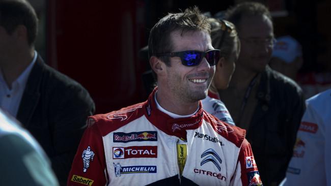 Sébastien Loeb è Campione del Mondo per la 9^ volta!