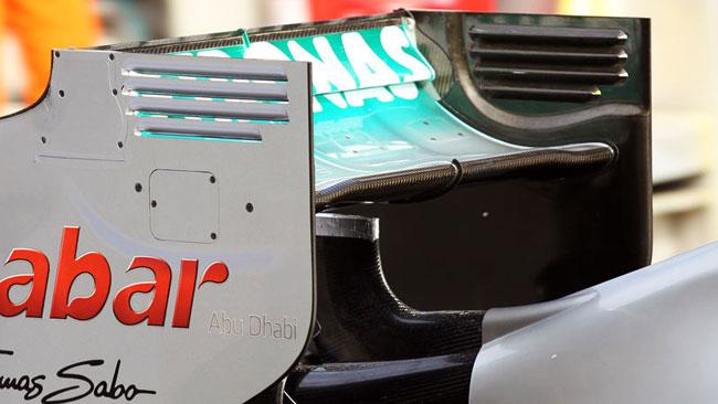 La FIA non vieta il Super DRS tutto passivo!