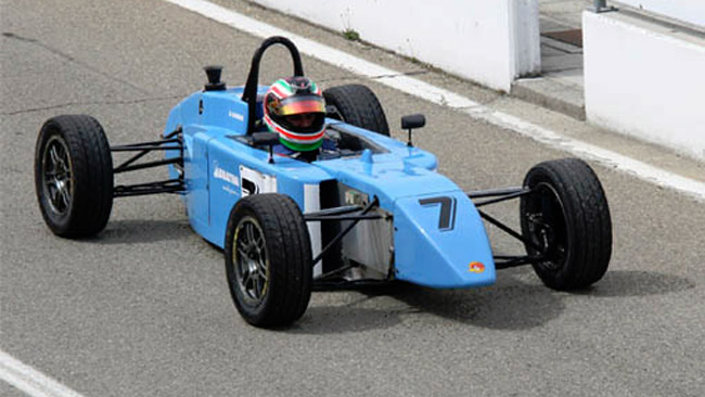 Formula Junior: Giordano domina ad Adria