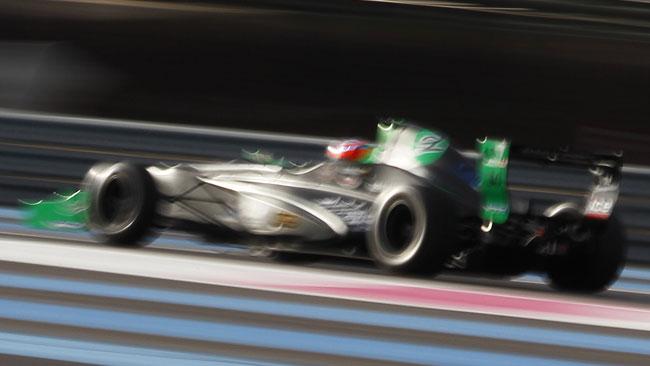 Oscar Tunjo in pole in gara 1 a Barcellona