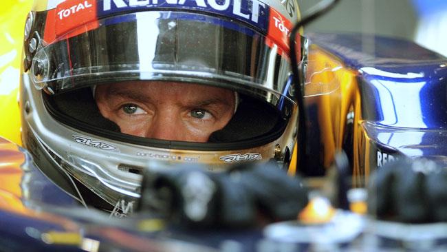 Vettel non vede solo le Red Bull in lotta per la pole