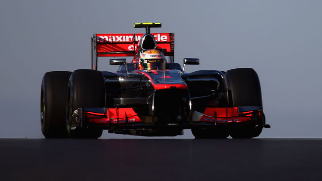 Interlagos, Libere 1: Hamilton davanti alle Red Bull