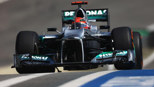 Ross Brawn promuove le Mercedes