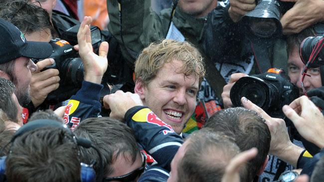 Vettel è un campione di prima grandezza