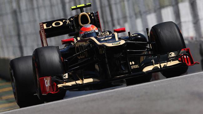 La Lotus mette in stand-by la conferma di Grosjean