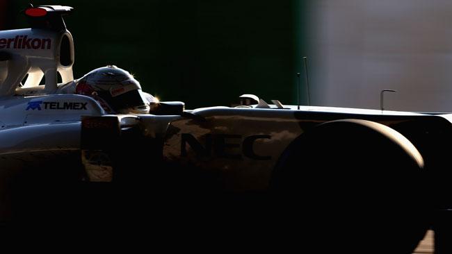 La Sauber C32 debutta a Jerez il 5 febbraio