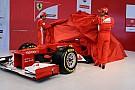 La Ferrari toglie i veli alla vettura 2013 a inizio febbraio