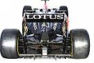 Lotus E21: stile Red Bull e sospensione push davanti