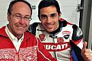 Prove di elettronica e ciclistica per la Ducati a Jerez