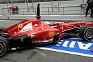 Barcellona, Day 1, Ore 11: Alonso rileva solo dati