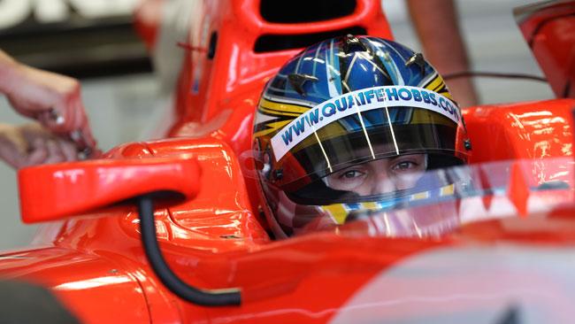 Quaife-Hobbs passa in GP2 con la MP Motorsport