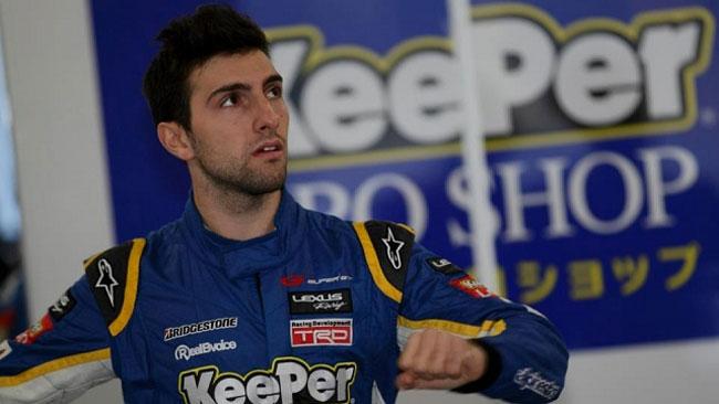 Caldarelli continua nel Super Gt con il team KeePer