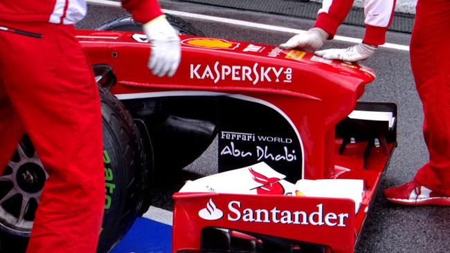 La Ferrari ripropone il profilino ai lati del musetto