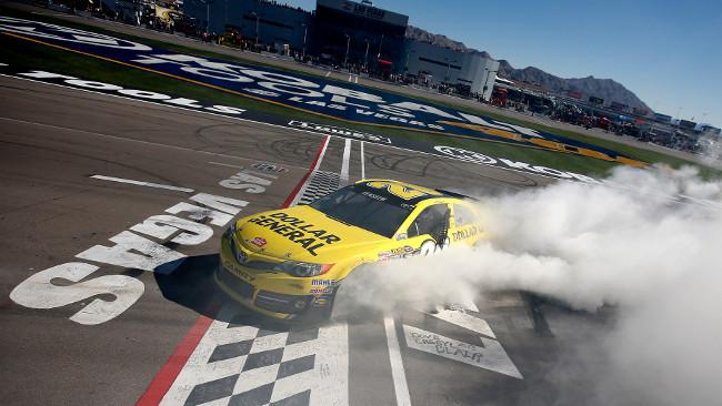 A Las Vegas tornano a vincere Kenseth e la Toyota