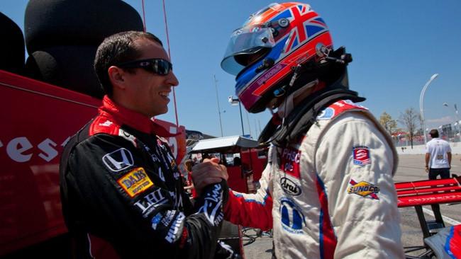 La Dale Coyne Racing affianca i fratelli Wilson?
