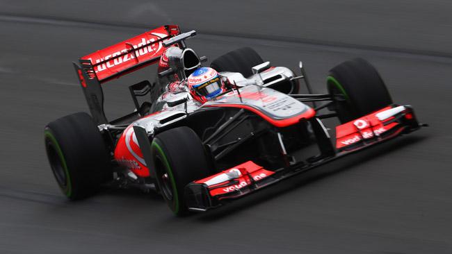 Button vuole imitare l'Alonso di inizio 2012