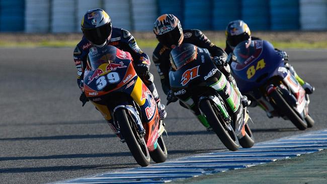Jerez, Day 4: Salom piazza il miglior tempo assoluto