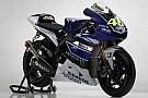 Ecco la livrea della Yamaha M1 di Valentino Rossi