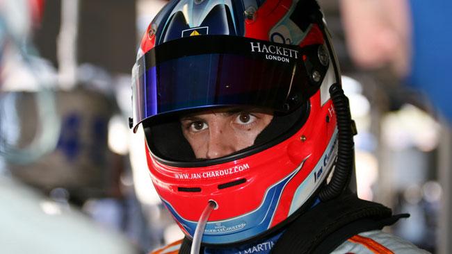 Charouz entra nel programma LMP2 della Lotus