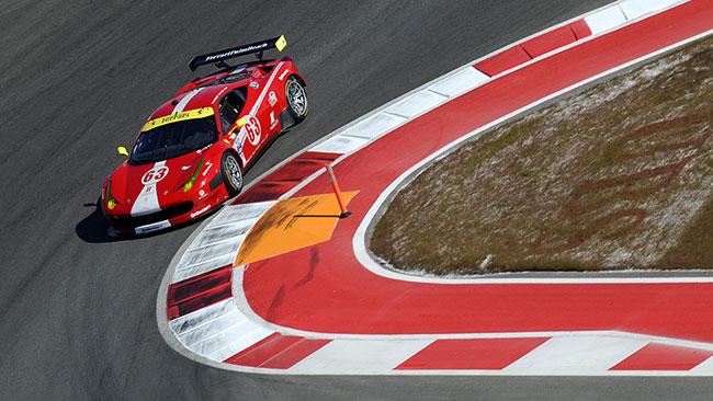 La Scuderia Corsa ingaggia Jeff Westphal