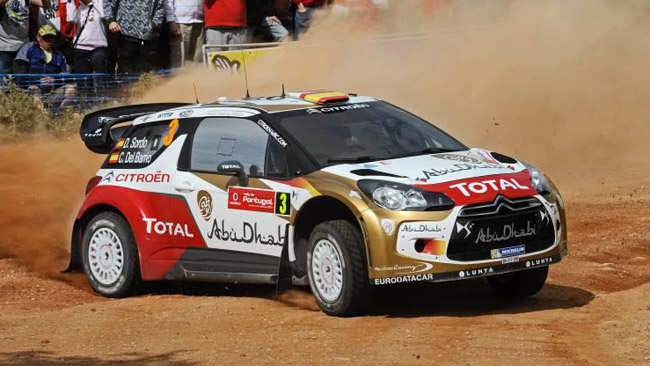 Portogallo: Dani Sordo al top nella Qualifying Stage