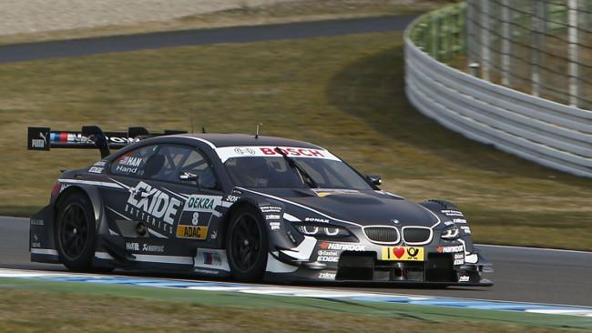 Hockenheim, Day 3: Ancora BMW davanti con Hand