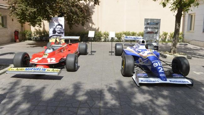 Dal 3 maggio a Modena 17 F1 storiche in mostra