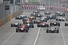 Berger spinge per correre a Macao con i motori vecchi