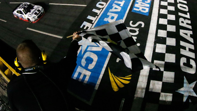 Jimmie Johnson rivince la All Star Race di Charlotte