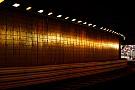 Nel tunnel il motore respira meno per l'aria calda