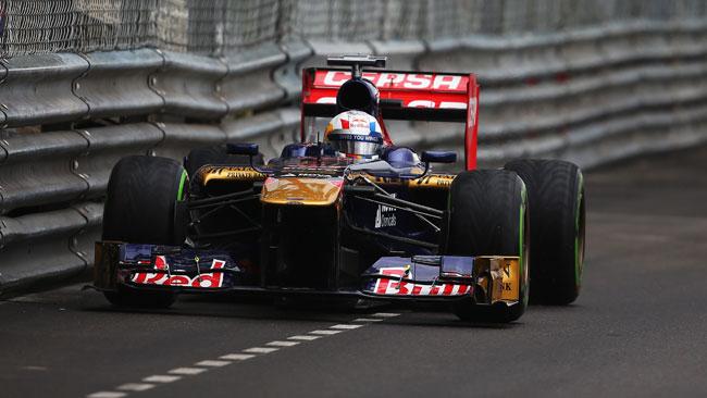 Ufficiale: Toro Rosso con il V6 turbo Renault nel 2014