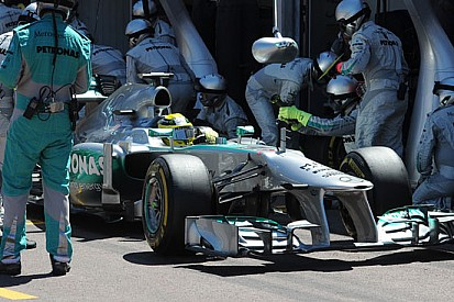 I commissari non si pronunciano sul test Mercedes