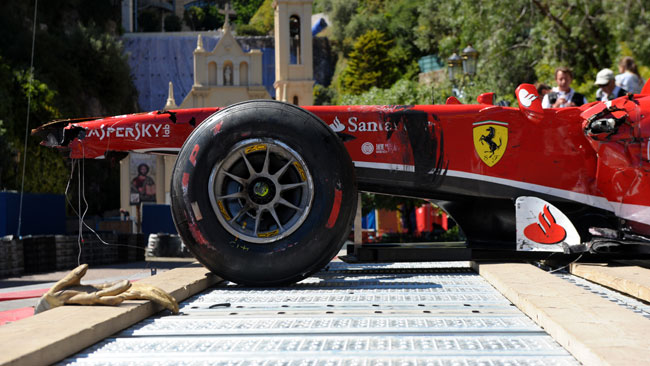 Un guasto ha causato l'incidente di Massa
