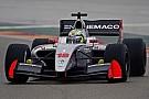 Nico Muller in evidenza nelle libere di Spa