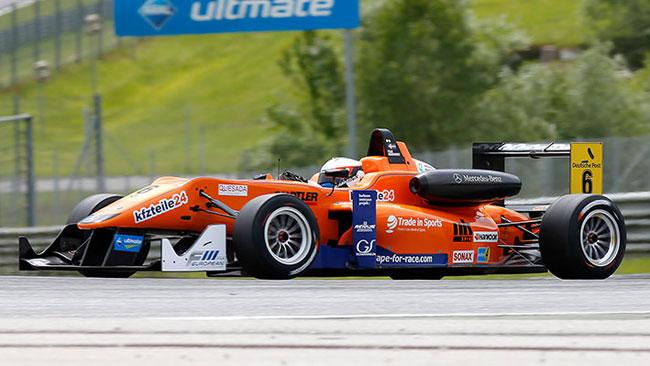 Bis di Felix Rosenqvist in una gara 2 accorciata
