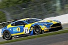 Aston Martin in pole a Silverstone