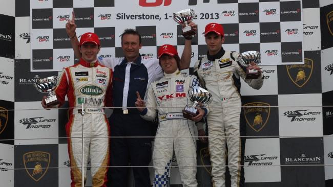 Kimiya Sato ritrova il successo in Auto GP
