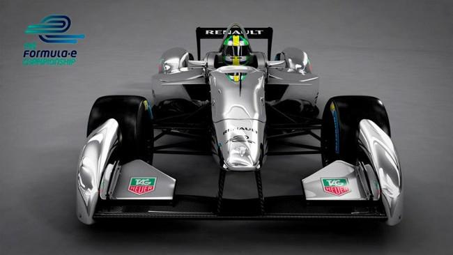 Anche la Williams entra nella Formula E