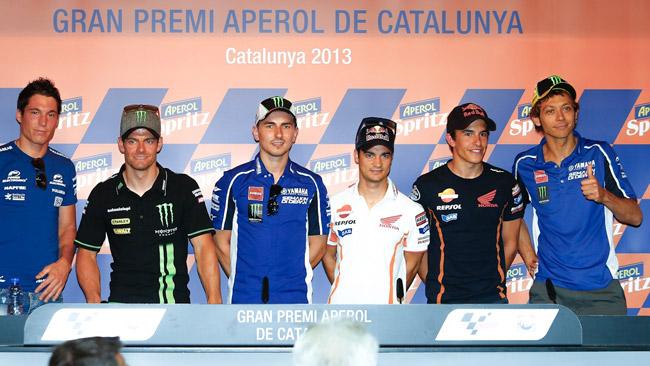I tre spagnoli sognano la vittoria a Barcellona