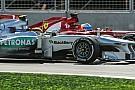 La Mercedes prova a ritirare in ballo la Ferrari