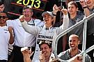 Solo una reprimenda per Rosberg: la vittoria è salva