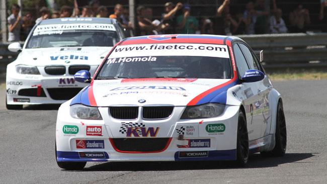 Homola risponde a Fulin in gara 2 a Pergusa