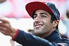 Ricciardo girerà con la Red Bull a Silverstone