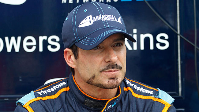 Alex Tagliani in Kansas con la AIM Autosport