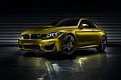 La BMW correrà con la M4 nel DTM dal 2014