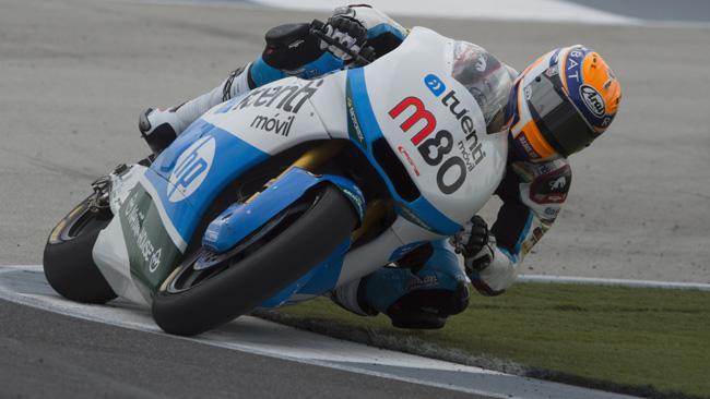 Rabat in Moto 2 spegne il sogno di Nakagami