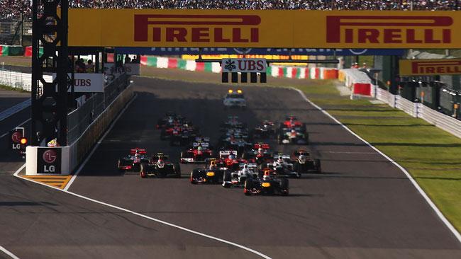 La Formula 1 rinnova con Suzuka fino al 2018