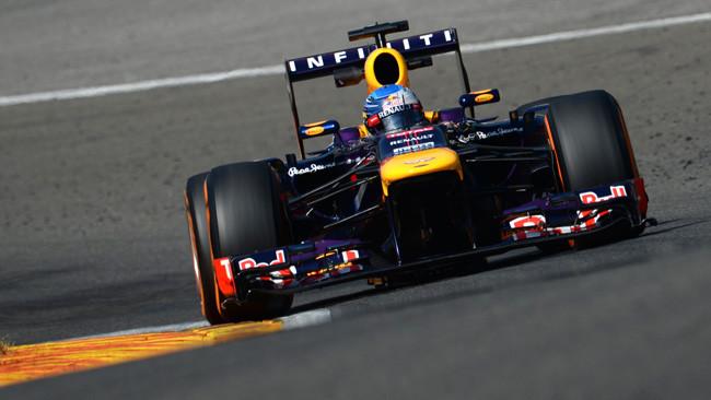 Spa, Libere 3: Vettel precede Alonso in forma!