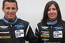 Christian Klien firma con la Morand Racing