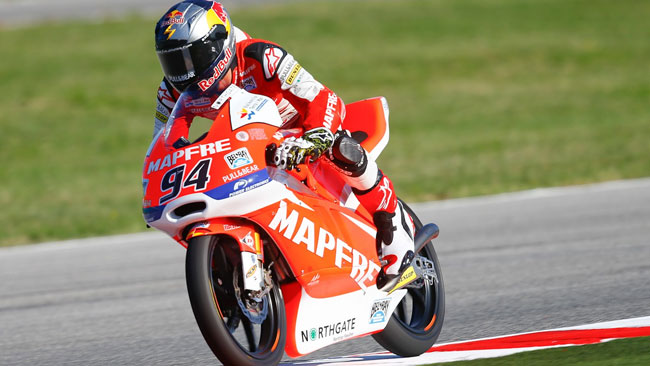 Jonas Folger ritrova la pole position a Misano